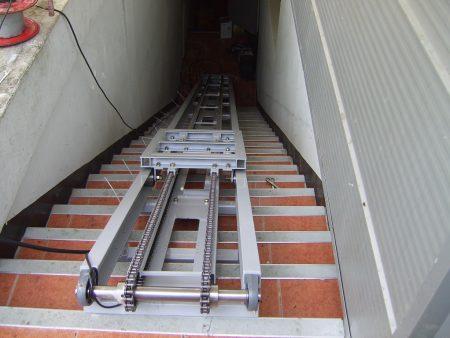 băng tải xích công nghiệp