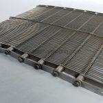 Lưới băng tải Inox đan dọc
