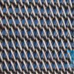 Lưới băng tải Inox đan X