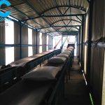 Băng tải lúa gạo hiệu suất vận chuyển cao