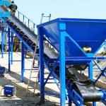 Băng tải than đá giải pháp cho doanh nghiệp khai thác than