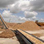 Hệ thống băng tải dăm gỗ Thành Công