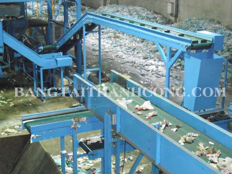 Băng tải rác Thành Công
