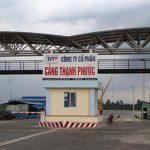 Dự án Cảng Thạnh Phước